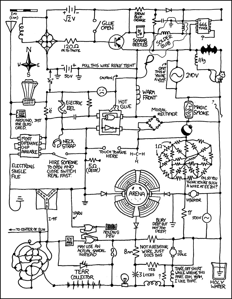 Alternator Circuit Wiring