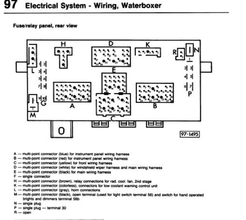 vanagon fuse box diagram wiring diagramvanagon fuse box diagram best part of wiring diagramvanagon mods shooftie page 29vanagon fuse box diagram