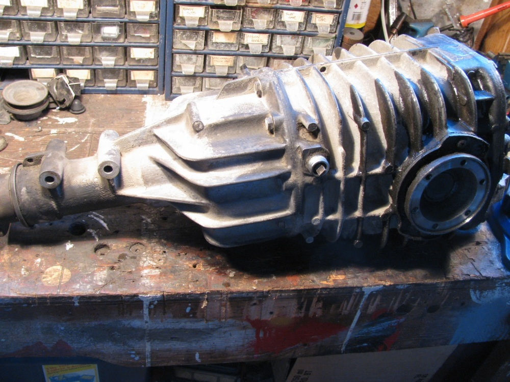 Vanagon - syncro viscous coupling replacement (2/6)
