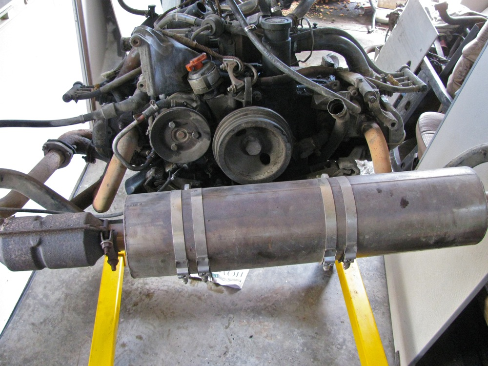 67add09140 Vanagon – Q and D head replacement – progress