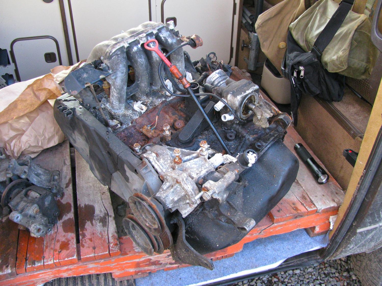 vanagon engine swaps shooftie