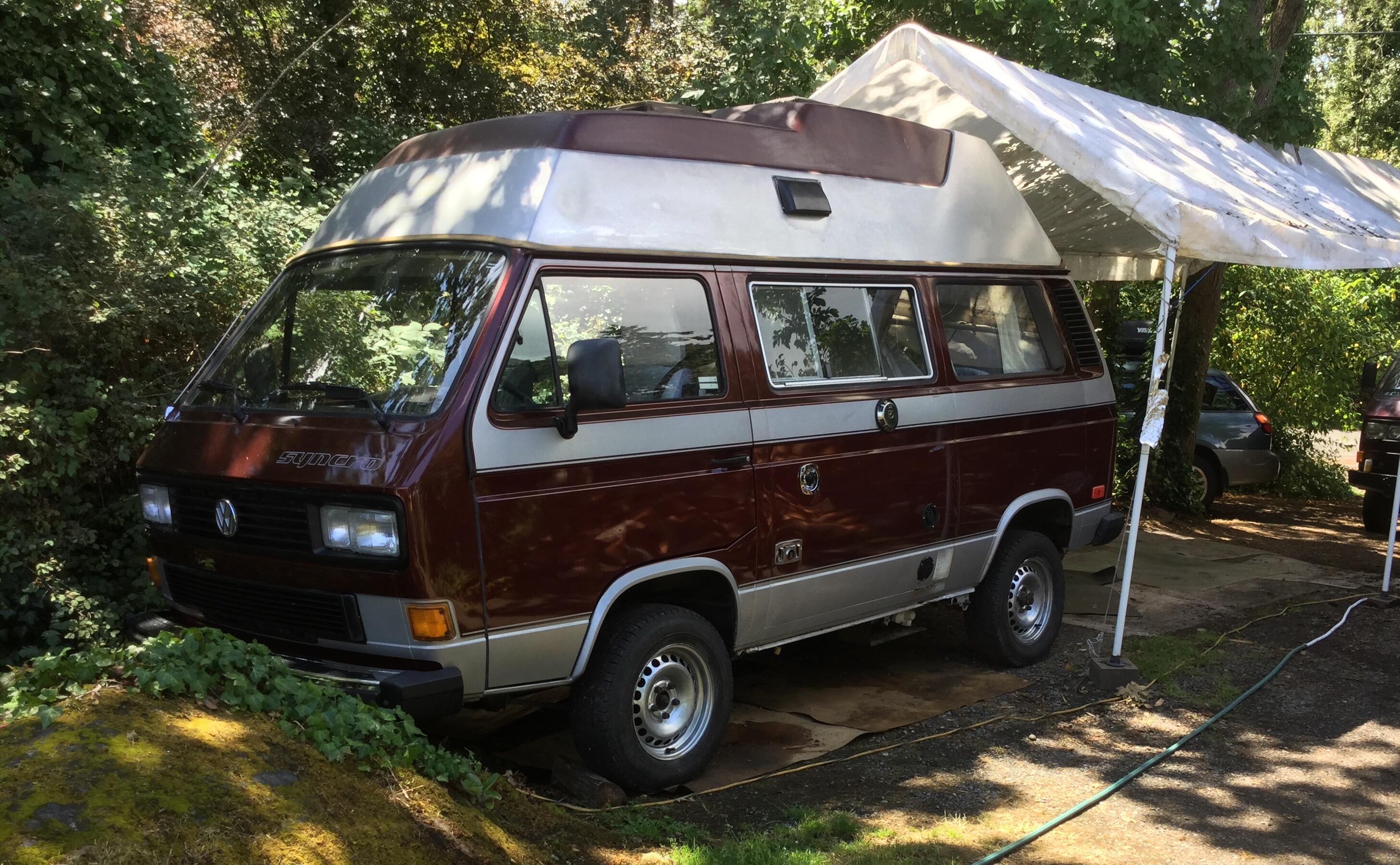 Vanagon – those boring wheels on the van | shooftie